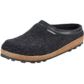 Giesswein Chiem Slippers Unisex anthracit